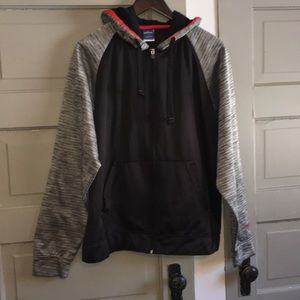 🚹 Spalding Men's Performance Jacket w/ Hood